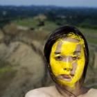 Counter Skin at 38' in South Korea 9 2008 (C372)